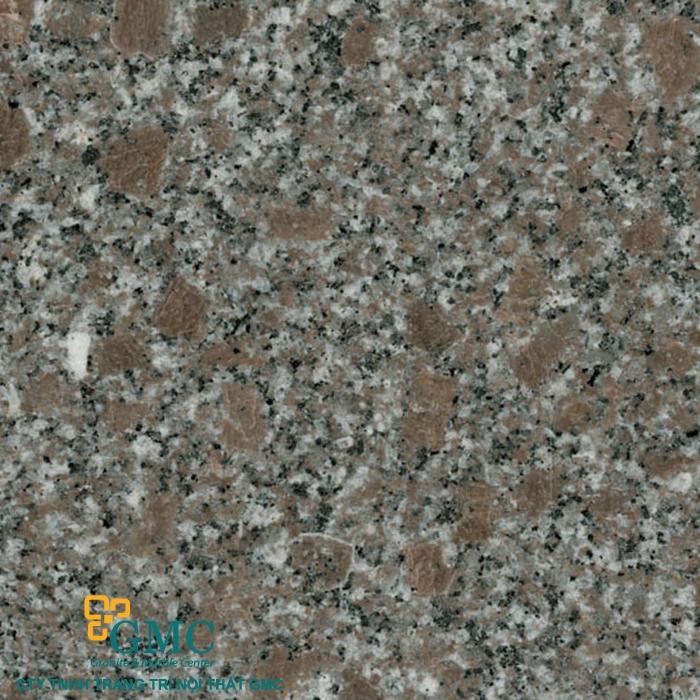 Granite Phu Cat Mahogany